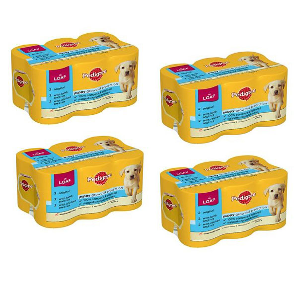 Is Pedigree A Good Dog Food For Pitbull Puppy
