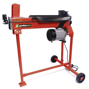 gardencare log splitter