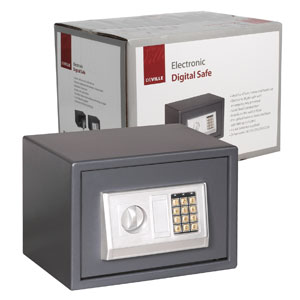 deville digital safe
